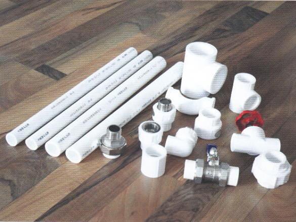 PP-R冷水管材