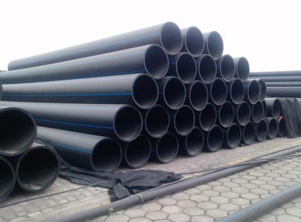 天津聚乙烯HDPE给水管